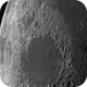 ISS transit over the Moon - April 2016,                                Marco Gulino