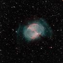 M27 Dumbbell Nebula #14 (Bicolor),                                Molly Wakeling