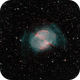 M27 Dumbbell Nebula #14 (Bicolor),                                Molly Wakeling