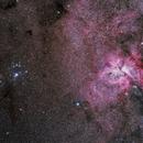 The Eta Carinae & the Southern Pleiades,                                Rafael Schmall