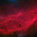 NGC1499 - California Nebula without stars,                                Giovanni Paglioli