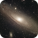 M31 Andromeda Galaxy,                                Marcelo Cassese