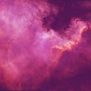 American Nebula - The Wall - Starless,                                Barczynski