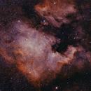 NGC7000,                                Starblazer