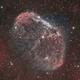 NGC6888 HOO,                                Cedric BEGUE