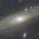 Messier 31,                                Manfred Ferstl