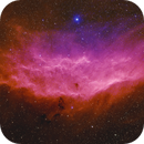 California Nebula from Portland Oregon,                                Kevin Morefield