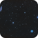 Messier 108 and Owl nebula,                                julianr