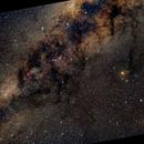 An Encounter of Mars, Saturn and Scorpion,                                Eduardo Oliveira