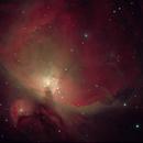 M42 Orionnebel,                                Joachim