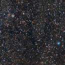 Zoom on C/2014 E2,                                Cyril Richard