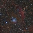 NGC 7129,                                Marcel Drechsler