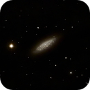 Lost In Space Galaxy (NGC 6503),                                jerryyyyy