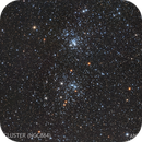 Double Cluster,                                Anis Abdul
