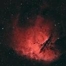 NGC281 Pacman Nebula HSS palette,                                Emanuele Bergamaschi