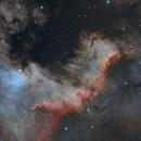 NGC7000 (Bicolour),                                Jan Eliasek