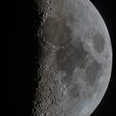 Moon 45% illuminated at apogee,                                Siegfried