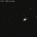 NGC 3941 in Uma (RASC 44),                                Howard
