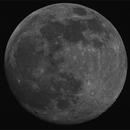 Moon (Apr 25th  98 % Full),                                John Leader