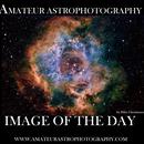 Rosette nebula,                                Mike