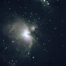 Great Orion Nebula (M42),                                Hélio Etchepare