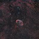 Ngc6888 Crescent - RGB+V4,                                Salvopa