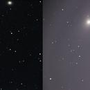 M31 Andromeda Galaxy Test,                                Dylan Woodbrey
