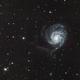 M101 : La Galaxie du Moulinet,                                Stéphane Symphorien
