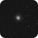 M92 star cluster,                                Mike Carroll