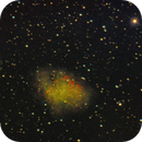 M1 Crab Nebula with a Dobson,                                MikeHuerto