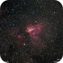 M17 Swan Nebula #6,                                Molly Wakeling