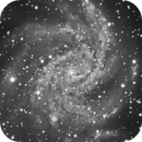 The Fireworks Galaxy (NGC6946),                                dnault42