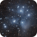 M45 - The Pleaides,                                Arun H.