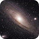 Messier 31 - Andromeda Galaxy,                                Gustavo Sánchez