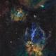 NGC7635,                                Philippe BERNHARD