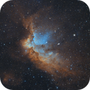 NGC 7380 the Wizard Nebula,                                Bret Waddington