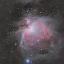 M42 Orion Great Nebula,                                KojiTajima