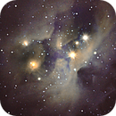 Running man nebula DOBSON,                                Angel Galera