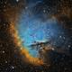 The Pacman Nebula,                                Gabe Shaughnessy