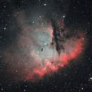 NGC 281 bicolor,                                M. Levens