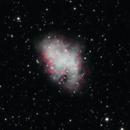 NGC1952,                                Massimo Ermanni