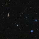 M97 and M108,                                Astromatthi