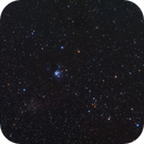NGC 7129, NGC 7142 and some stars,                                Dean Jacobsen