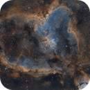 IC1805 The Heart Nebula (Revisited),                                Paddy Gilliland