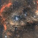 IC 1848 The Soul Nebula,                                Nikolaos Karamitsos