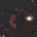 IC443 (Jellyfish nebula) - Gemini,                                Emmanuel Fontaine