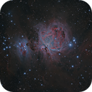 Messier 42: The Orion Nebula,                                James Schrader