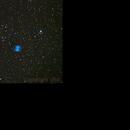 Dumbbell Nebula M27,                                Vital