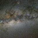 Coeur de notre Galaxie,                                Le Mouellic Guillaume