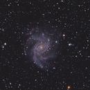 NGC 6946 fireworks GX,                                Roberto Coleschi